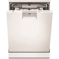 AEG ComfortLift® FFE63806PW 13 Place Freestanding Dishwasher - White Best Price, Cheapest Prices