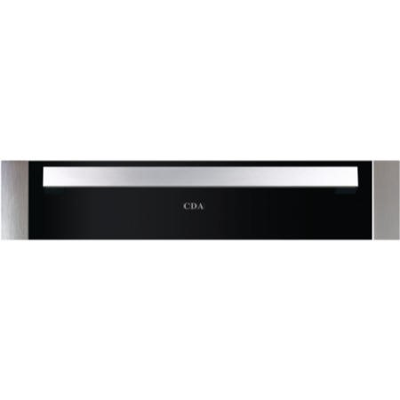 CDA VW100SS 14cm Stainless Steel Accessory Drawer