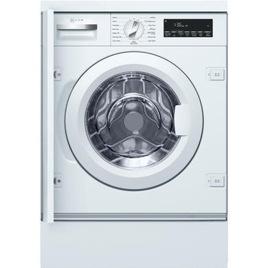 Neff W544BX0GB 8kg 1400rpm Integrated Washing Machine - White