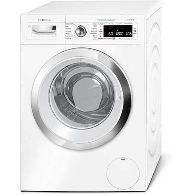 Bosch Serie 8 WAWH8660GB 9kg Freestanding Washing Machine White