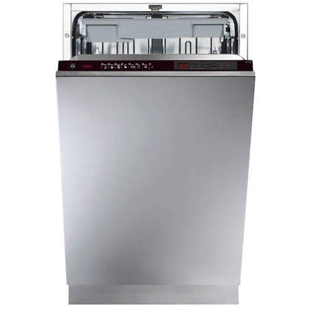 CDA WC480 10 Place Slimline Fully Integrated Dishwasher