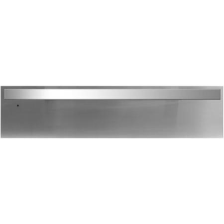 GRADE A3 - Baumatic WD01SS 14cm Warming Drawer Stainless Steel