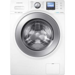 Samsung WD12F9C9U4W 12kg Wash 8kg Dry 1400rpm EcoBubble Freestanding Washer Dryer White