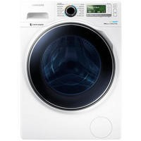 Samsung WD12J8400GW 12kg Wash 8kg Dry EcoBubble Freestanding Washer Dryer White