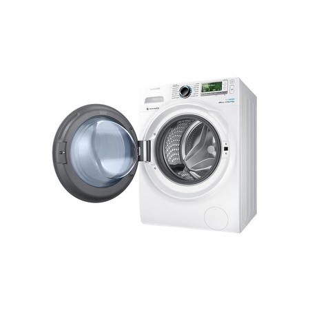 Samsung WD12J8400GW 12kg Wash 8kg Dry EcoBubble 1400rpm Freestanding Washer Dryer - White