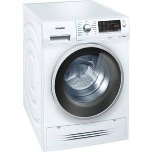 Siemens WD14H421GB iQ500 White 7kg Wash 4kg Dry Freestanding Washer Dryer