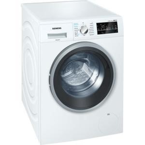Siemens WD15G421GB Freestanding Washer Dryer in White