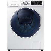 Samsung WD80N645OOW QuickDrive 8kg Wash 5kg Dry Freestanding Washer Dryer With EcoBubble And AddWash