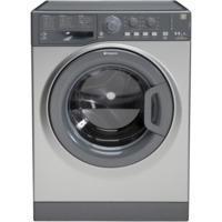 Hotpoint WDAL8640G 8kg Wash 6kg Dry Aquarius Freestanding Washer Dryer - Graphite