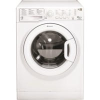 Hotpoint WDAL8640P Aquarius 8kg Wash 6kg Dry Freestanding Washer Dryer-White