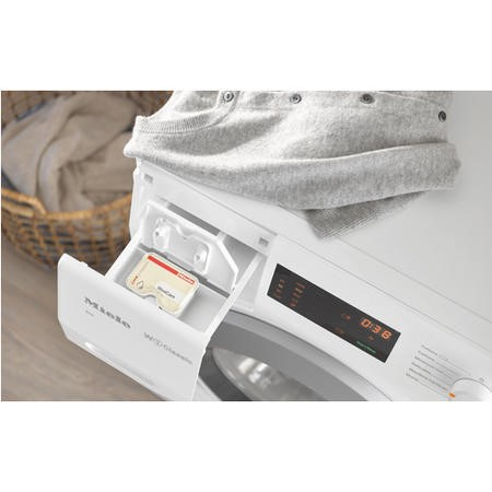Miele WDB030 ECOClassic 7kg 1400rpm Freestanding Washing Machine-White