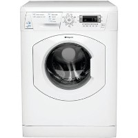 Hotpoint WDD750P 7kg Wash 5kg Dry 1400rpm Freestanding Washer Dryer-White