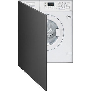 Smeg WDI14C7 7kg Wash 4kg Dry 1400rpm Integrated Washer Dryer-White