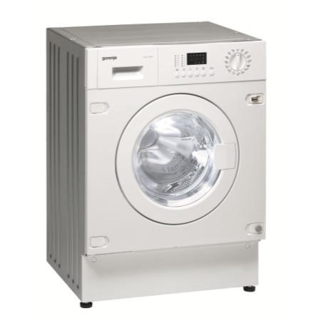 Gorenje WDI73120 Wash 7kg and 4kg Dry 1200rpm Integrated Washer Dryer White
