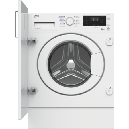 Beko WDIY854310F 8kg Wash 5kg Dry Integrated Washer Dryer - White
