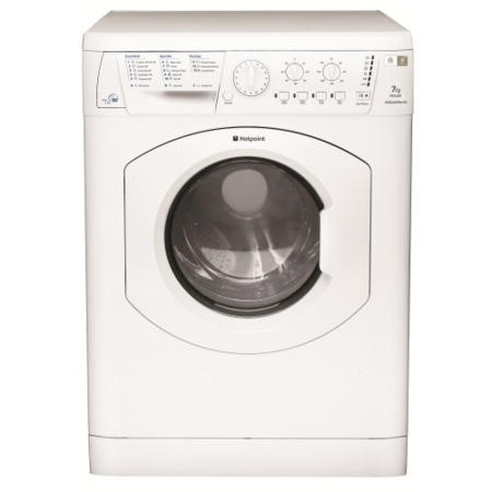 Hotpoint WDL520P Aquarius 7kg Wash 5kg Dry 1200rpm Freestanding Washer Dryer-White