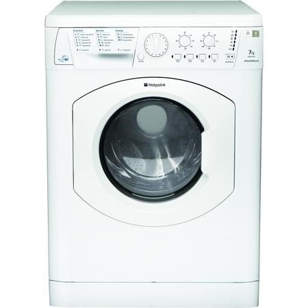 Hotpoint WDL540P Aquarius 7kg Wash 5kg Dry Freestanding Washer Dryer - White
