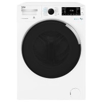 Beko WDR854P14N1W IonGuard 8kg Wash 5kg Dry 1400rpm Freestanding Washer Dryer - White