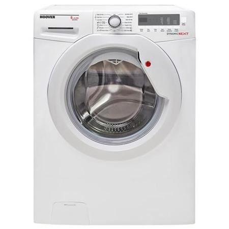 Hoover WDXC5851-80 8kg Wash 5kg Dry 1400rpm Freestanding Washer Dryer - White