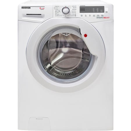 Hoover WDXC5851/1-80 8kg Wash 5kg Dry 1500rpm Freestanding Washer Dryer - White
