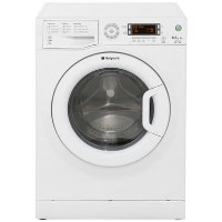Hotpoint WDXD8640P 8kg Wash 6kg Dry 1400rpm Freestanding Washer Dryer - White