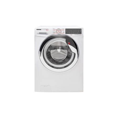 Hoover WDXT4106A2 Freestanding Washer Dryer 10kg Wash 6kg Dry 1400rpm White