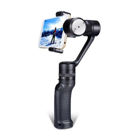 3-Axis Handheld Gimbal Stabiliser for Smartphones & Action Cam