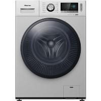 Hisense WFBL7014VS 7kg 1400rpm Freestanding Washing Machine - Silver