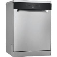 Whirlpool Freestanding Dishwasher - Silver Best Price, Cheapest Prices