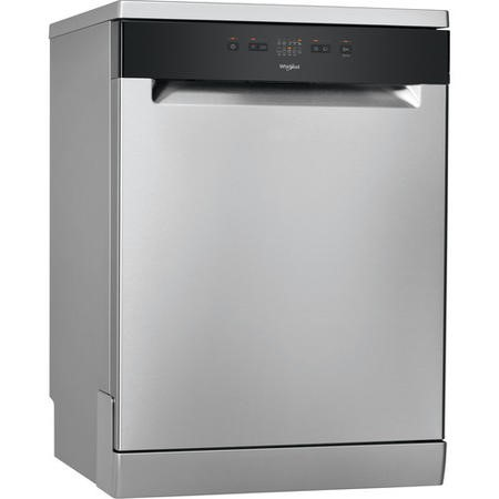 Whirlpool Freestanding Dishwasher - Silver