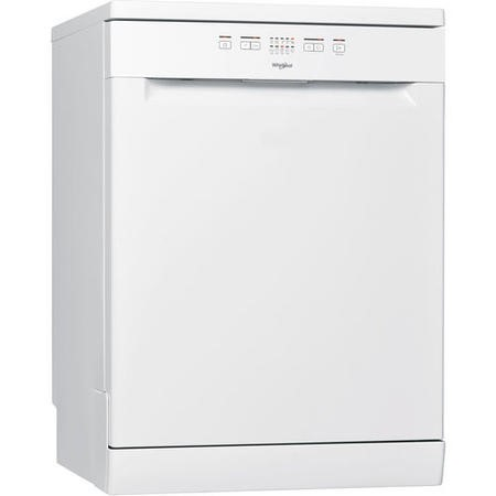 Whirlpool WFE2B19 SupremeClean 13 Place Freestanding Dishwasher - White