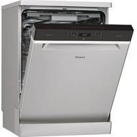 Whirlpool Supreme Clean WFO3P33DLX 14 Place Freestanding Dishwasher - Stainless Steel Best Price, Cheapest Prices