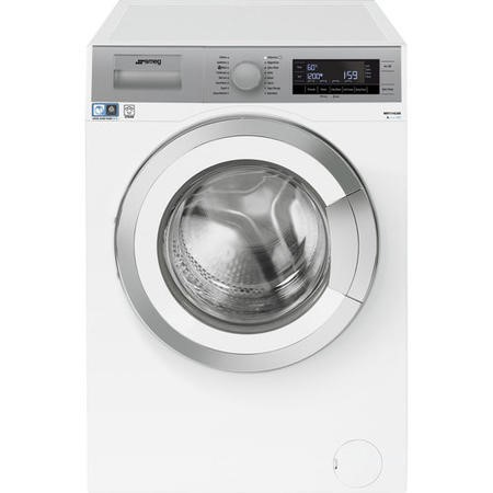 Smeg WHT1114LSUK 11kg 1400rpm Freestanding Washing Machine - White