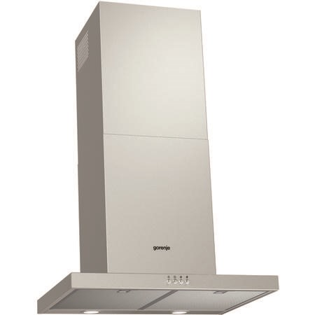 Gorenje WHT621E5XUK 60cm Chimney Cooker Hood Stainless Steel