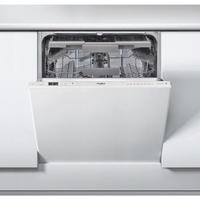 Whirlpool Supreme Clean WIC3C23PEF 14 Place Fully Integrated Dishwasher