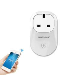 Orvibo S20 Smart Plug for iOS and Android - Remote Wi-Fi control your Mains Plugs from Anywhere