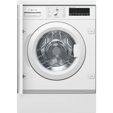 Bosch Serie 8 WIW28500GB 8kg 1400rpm Integrated Washing Machine -White