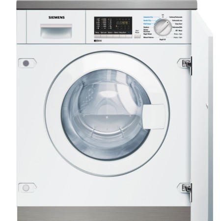 siemens wk14d540gb iq500 6kg wash 3kg dry integrated washer dryer appliances direct. Black Bedroom Furniture Sets. Home Design Ideas