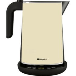 Hotpoint WK30EAC0 1.7 Litre Digital Kettle Cream