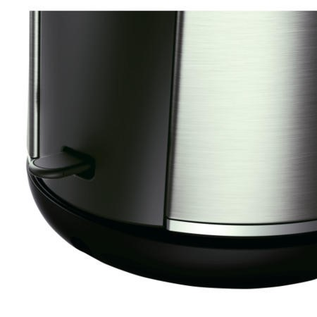 Hotpoint WK30MAX0 1.7 Litre Cordless Kettle Stainless Steel