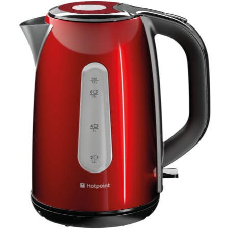 Hotpoint WK30MDR0 Breakfast Kettle Red