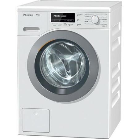 GRADE A1 - Miele WKB120 W1 ChromeEdition SoftSteam 8kg 1600rpm Freestanding Washing Machine White