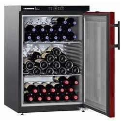 Liebherr WKr1811 Vinothek 89x60cm Single Zone Wine Cabinet Black