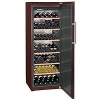 Liebherr WKt5551 GrandCru 192x70cm Electronic Control Long Term Storage Wine Cabinet In Terra