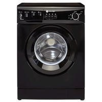 White Knight WM126VB 6kg A+ Freestanding Washing Machine Black