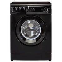 White Knight WM126VB 6kg A+ Freestanding Washing Machine Black