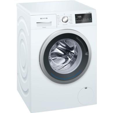Siemens WM12N201GB iQ300 8kg 1200rpm Freestanding Washing Machine With iQdrive - White