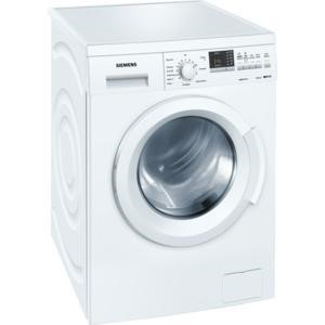 Siemens WM14Q361GB iQ100 varioPerfect White 8kg 1400rpm Freestanding Washing Machine
