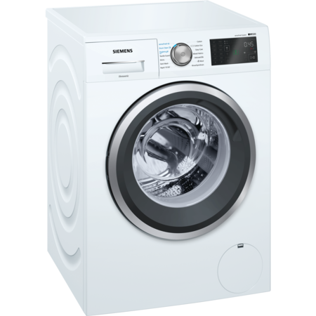 Siemens WM14T790GB iQ500 9kg 1400rpm Freestanding Washing Machine - White