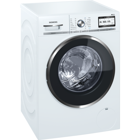 Siemens WM16YH79GB iQ700 9kg 1600rpm Freestanding Washing Machine - White